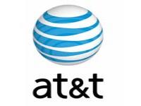 At & t logo